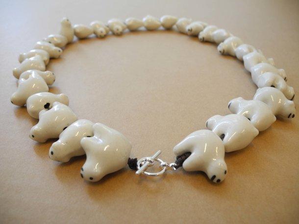 Halsband - Isbjörnar Mega